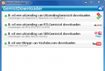 GemistDownloader
