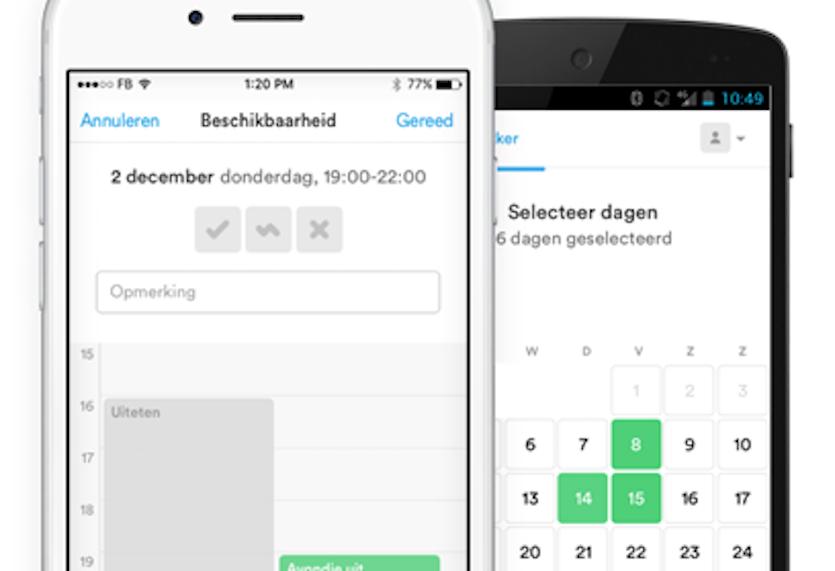 datumprikker voor ios en android gratis downloaden – gratis download
