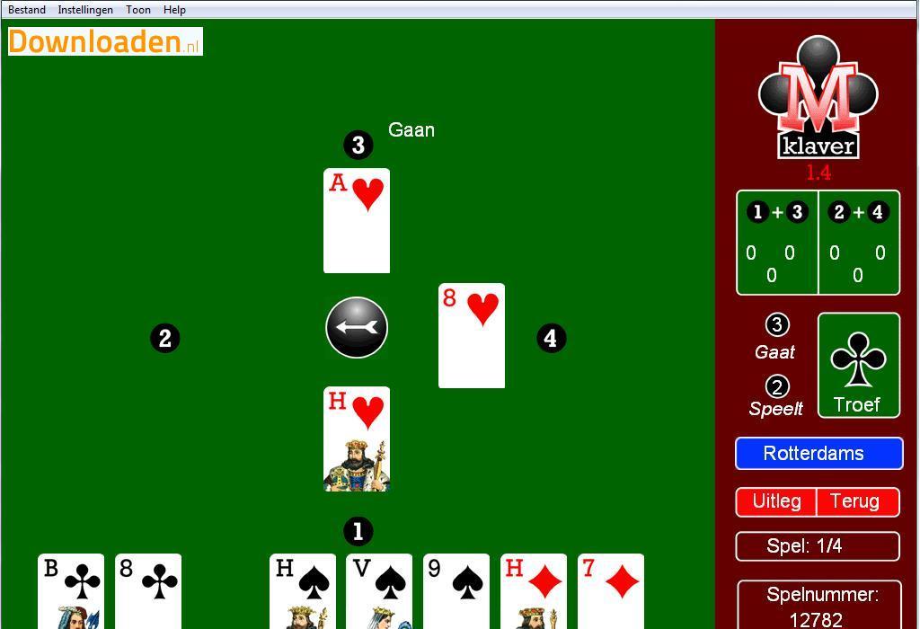 gratis kaart spelletjes downloaden Gratis kaartspelletjes downloaden: Klaverjassen