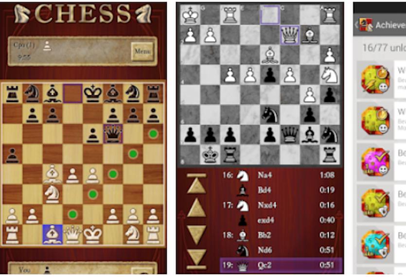 schaken online gratis